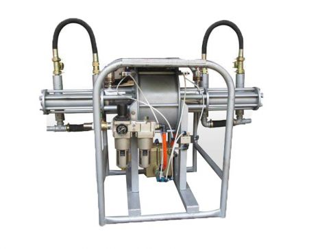 2GP Series Pneumatic Grout Pumps