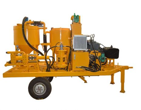 WGP200/300/100PI-D Grouting Injection Plant